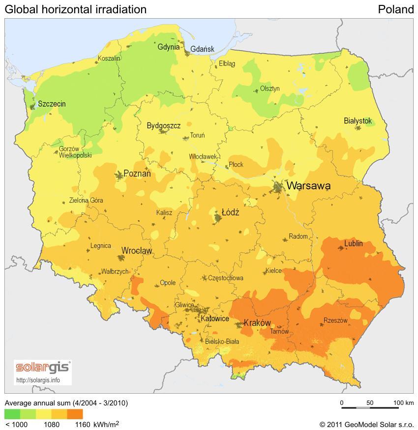éghajlati térkép Lengyelország éghajlati térkép   Térkép Lengyelország klíma (Kelet